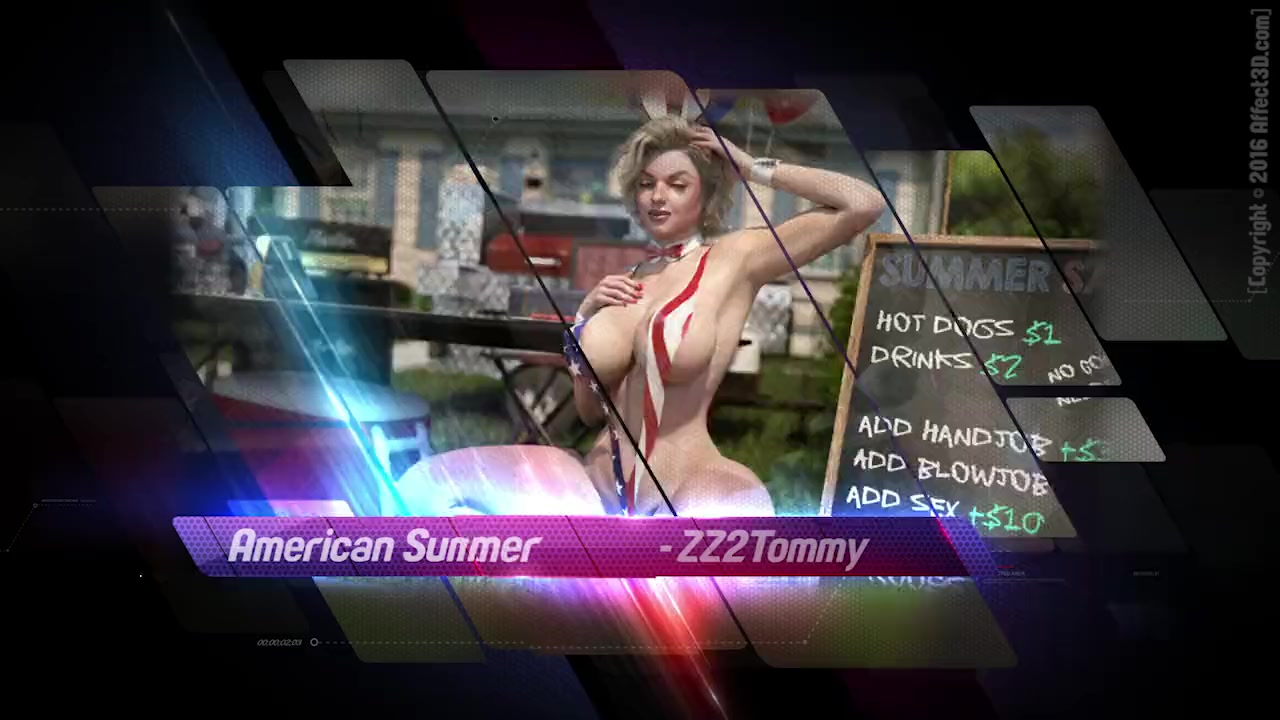 Preview 8 of Affect3d's 3dx Direct September \u2013 Hosted By Tori Ebony