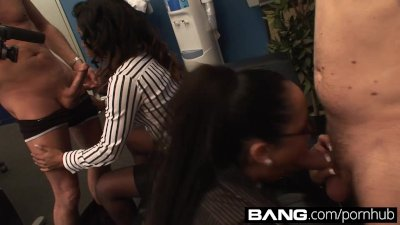 BANG.com: Top Interracial Clips Mixed Up Fuck Sessions