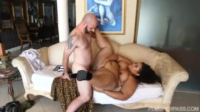Sexy SSBBW Ashley Heart Fucks Ralph Long