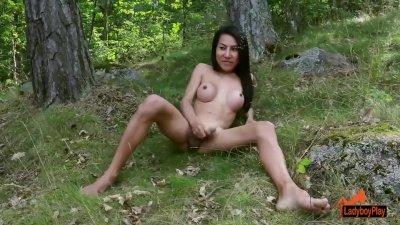 Jerk in the wood