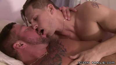 Roman Todd & Hugh Hunter Try Not to Wake up Nephew