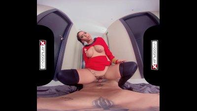 VRCosplayX.com Fuck Busty Aysha X As Uhura In Star Trek XXX Parody
