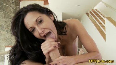 AVA ADDAMS HUGE JUICY TITS BOUNCING AROUND FROM ROUGH SEX