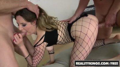 RealityKings - Euro Sex Parties - Net Of Pleasure