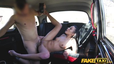 Fake Taxi Lucky taxi drivers physio fuck