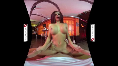 VRCosplayX.com XXX TV BIG TITS Compilation In POV Virtual Reality Part 1