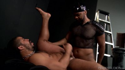 ExtraBigDicks Big Dick ebony Daddy Rough Fucks Hairy Latino Boy