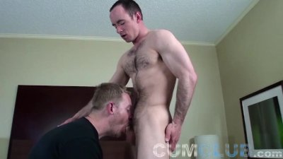 Cum Club: Mouthful of Muscle