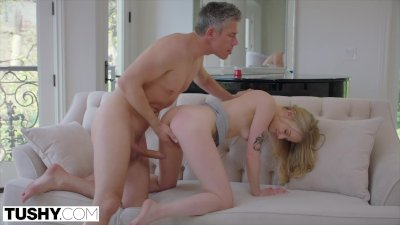 TUSHY Bad Girl Gets Gaped By Her Therapist And Loves It