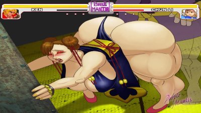Chun Li-s Big Ass Gets Pounded (Evo Moment Thirty-Something REUPLOAD)