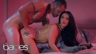 Babes - Big tit inked goth Katrina Jade gets kinky with big dick Jay Snakes
