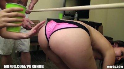Cum body shots