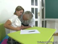 Kira is struggling in her teachers class