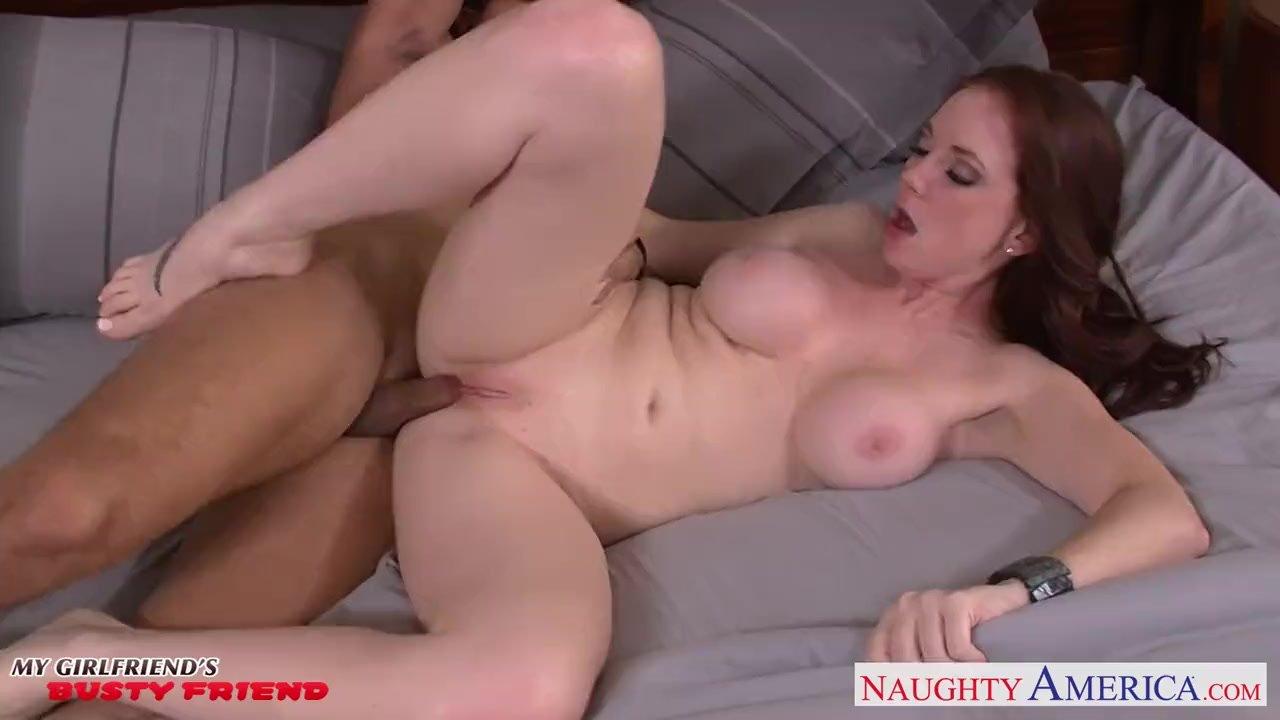 Busty babe Jessica Rayne fucking