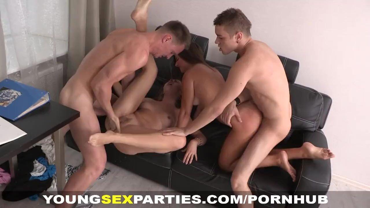 Young Sex Parties - Girlfriends fucked like sluts