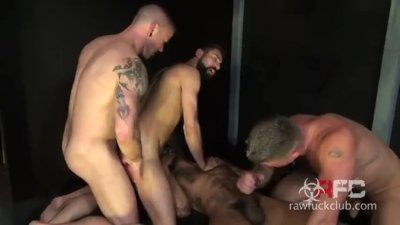 Max, Kory, Dean and Christian