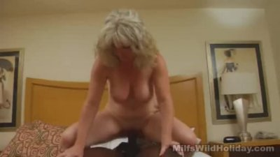 Milf Babe Stacey Fucked While On Vacation