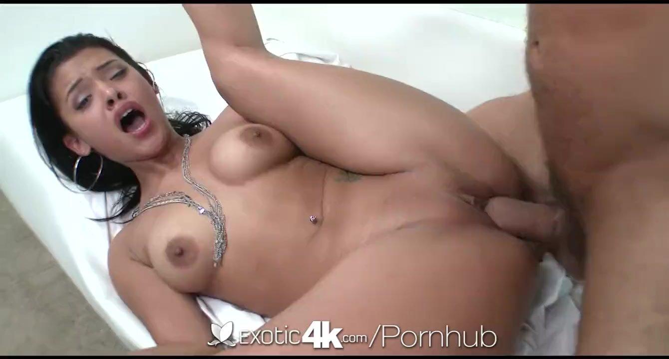 Exotic4K - Sexy ebony Josie Jagger has sex moves like Jagger