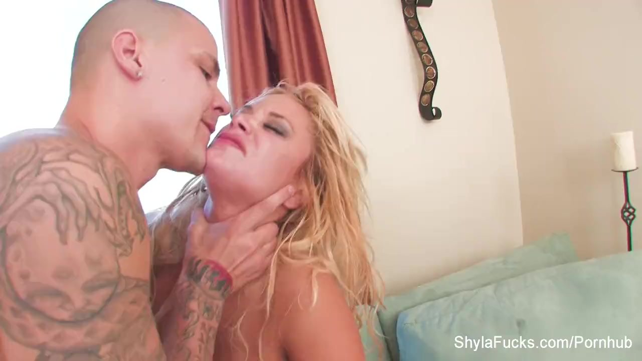 Nikki Brooks B G Porn shyla stylez shares a big cock with aubrey addams