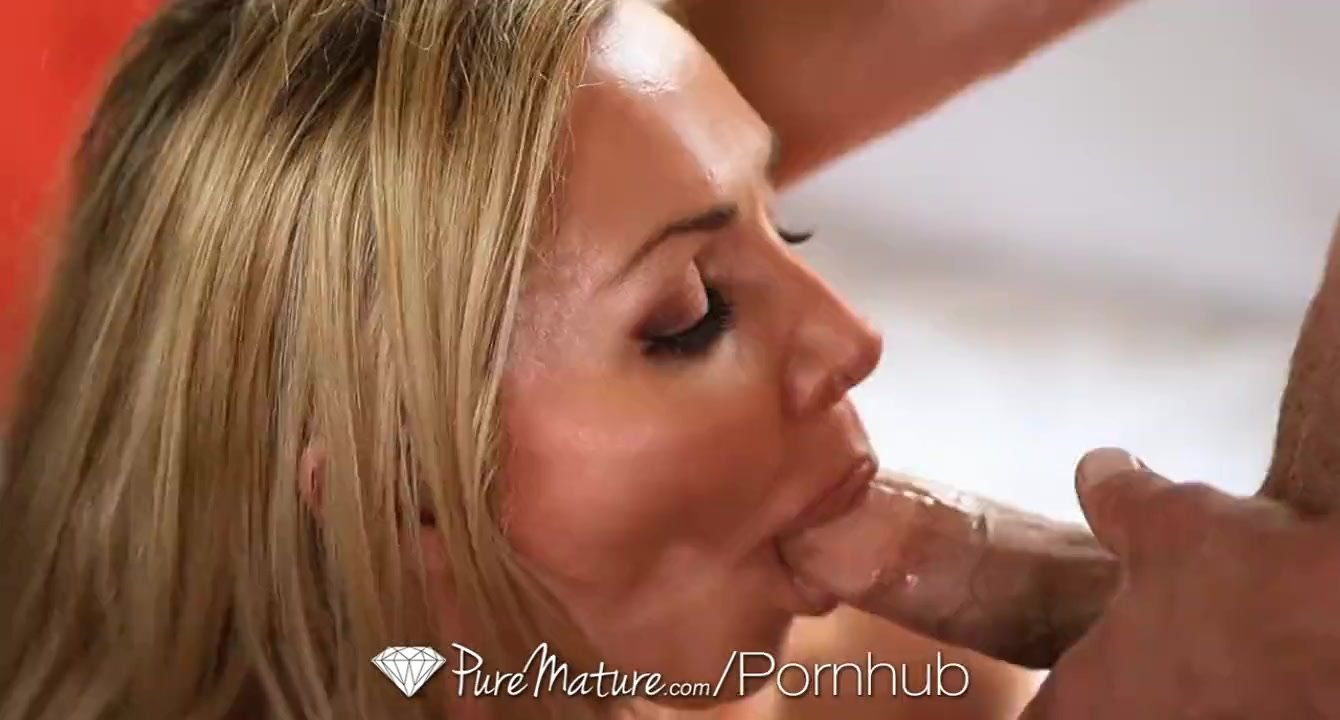 PureMature - Milfalicious Lisa DeMarco is fucked by Chris Jonhson