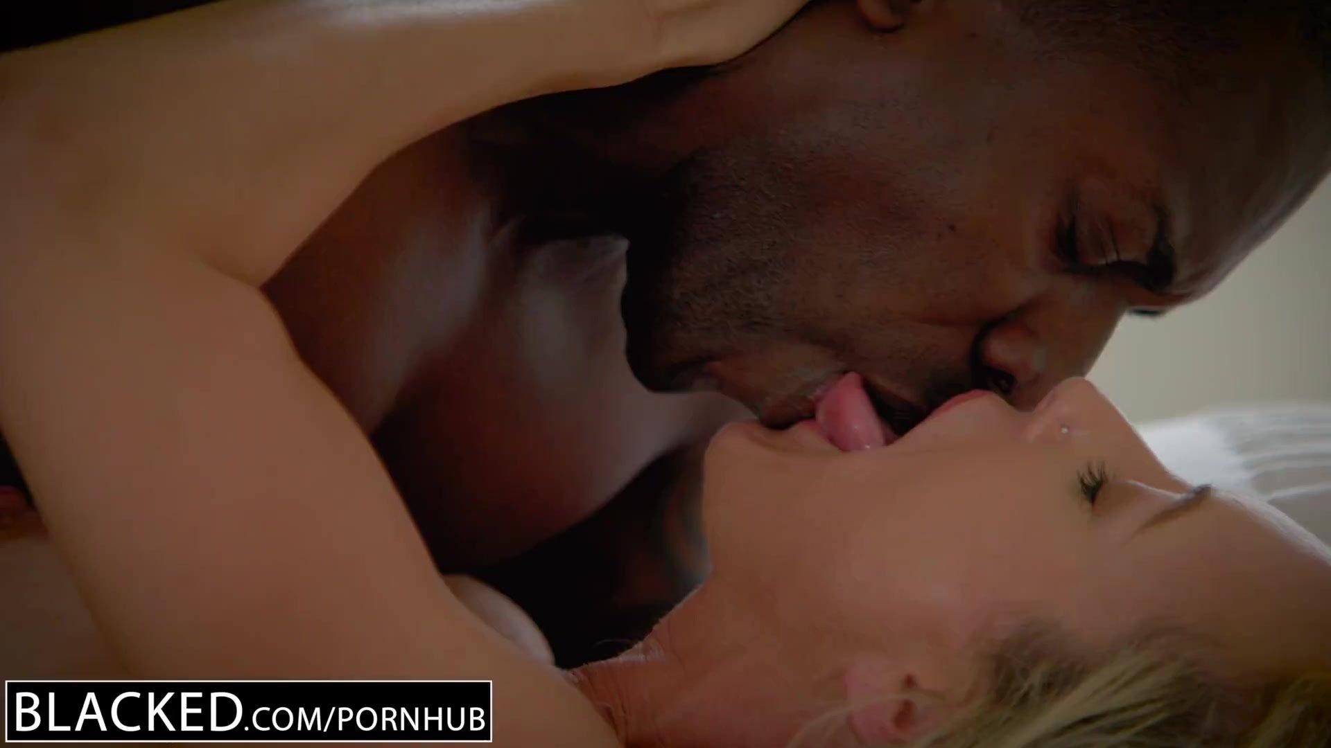 BLACKED Cheating MILF Brandi Love's First Big Black Cock