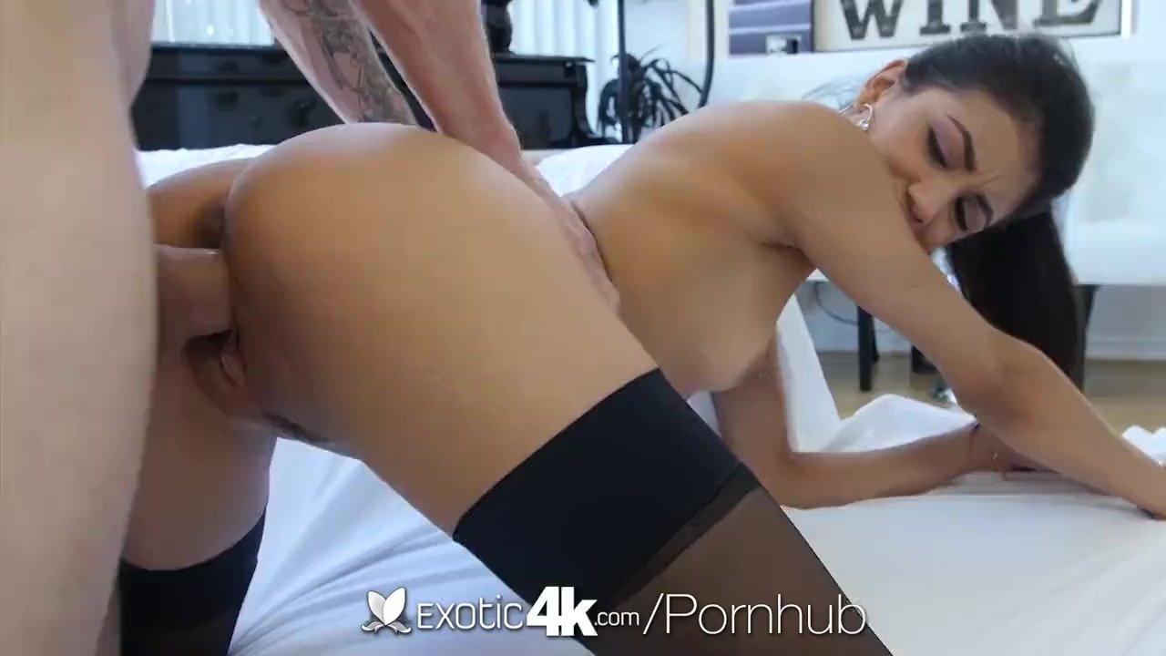 Exotic4K - Amazing latina girl Veronica Rodriguez sexy fuck