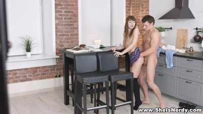 Anal-Beauty.com -Aleks Trasks - Lovers try yoga games