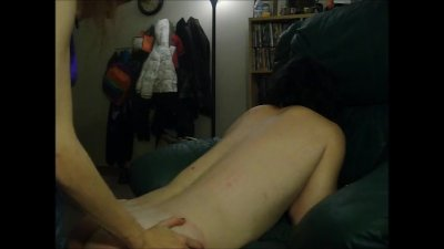 Hot Wife Dominates Husband with Strapon