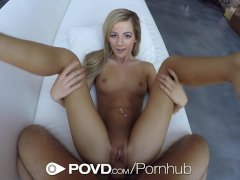 Hot girl having sex
