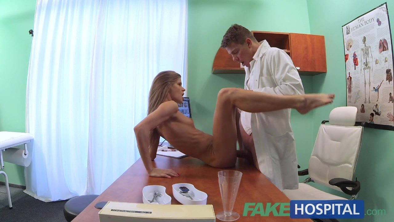 Doctor fucks patient pov