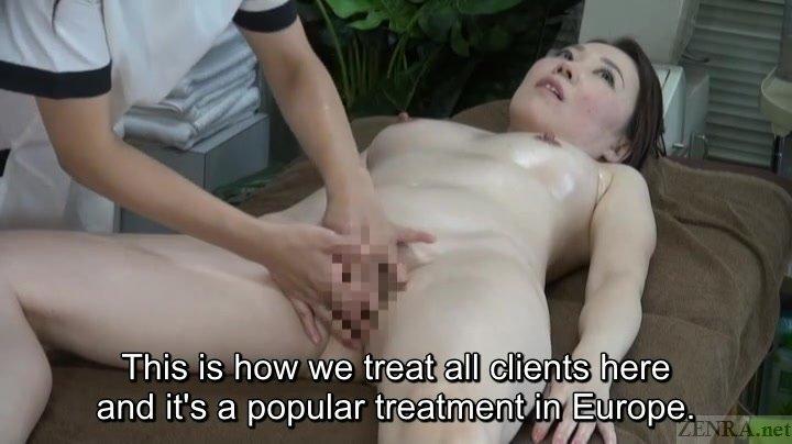 Lesbian Massage Red Head