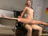 flexi schoolgirl loves acrobatic sexPorn Videos