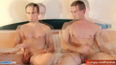 The hot casting of: ben and guil real str8 guys !