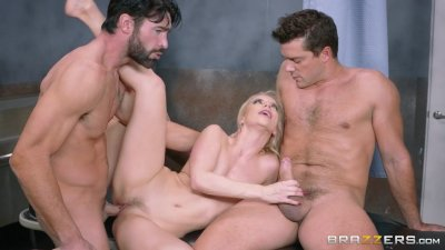 She's Crazy For Cock! - Brazzers