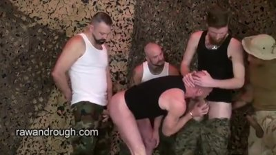 Fucking Sergeant Parker