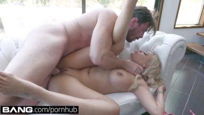 BANG Gonzo: Latina MILF Luna Star Big Ass Anal Pounding