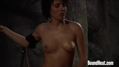 Slave Huntress II: Failing To Obey Means Punishment