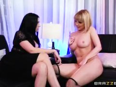 Stripping To Please - Brazzers