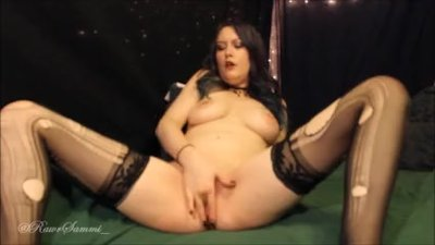 Black Silk Cum