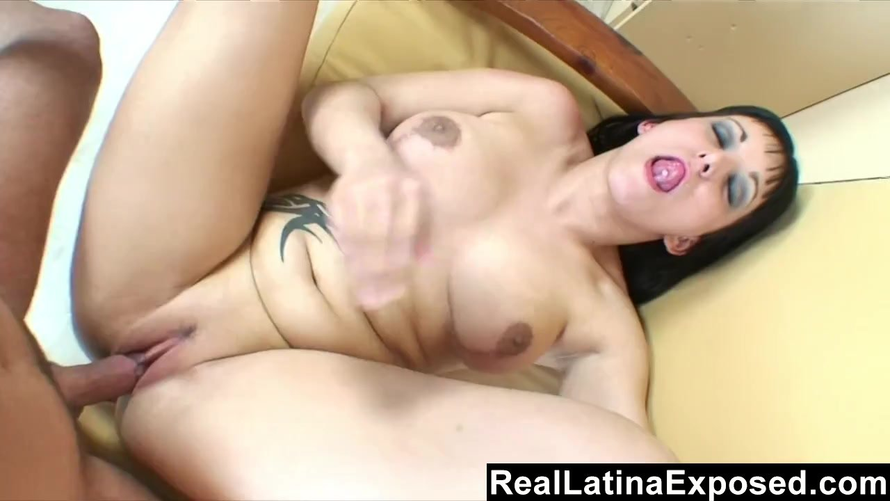 RealLatinaExposed - Latina babe need her holes filled
