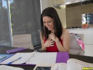 Reality Kings - Study Session with Capri Anderson and Shyla Jennings