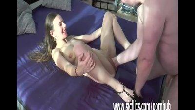 PornHub musta hardcore