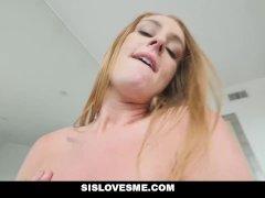 SisLovesMe – Horny step Sis Has A Fat Ass