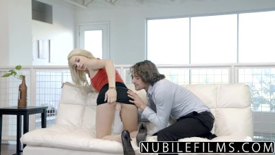 NubileFilms - Tiny Hot Real Estate Agent Fucks Client