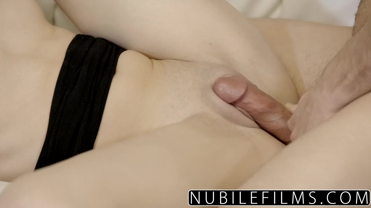 Preview 6 of Nubilefilms - Tiny Hot Real Estate Agent Fucks Client