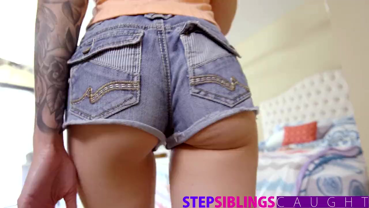 Preview 3 of Stepsiblingscaught - Horny Step Sis Uses My Cock For Fun