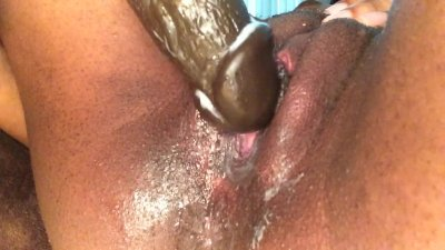 Amateur 2nd Time Anal with Screaming DP Orgasm