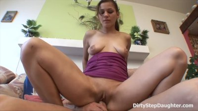 DirtyStepDaughter - Let's Fuck While Mom Is Gone