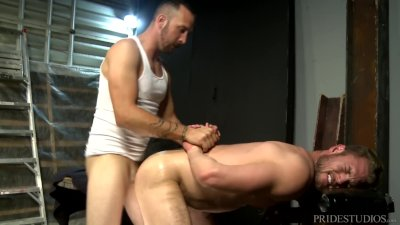 ExtraBigDicks Eat Ass and Fuck Him with Big Dick!
