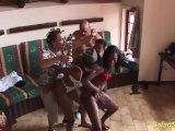 wild african party fuck orgyPorn Videos